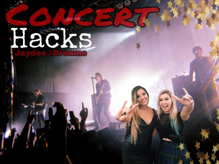 Concert Hacks