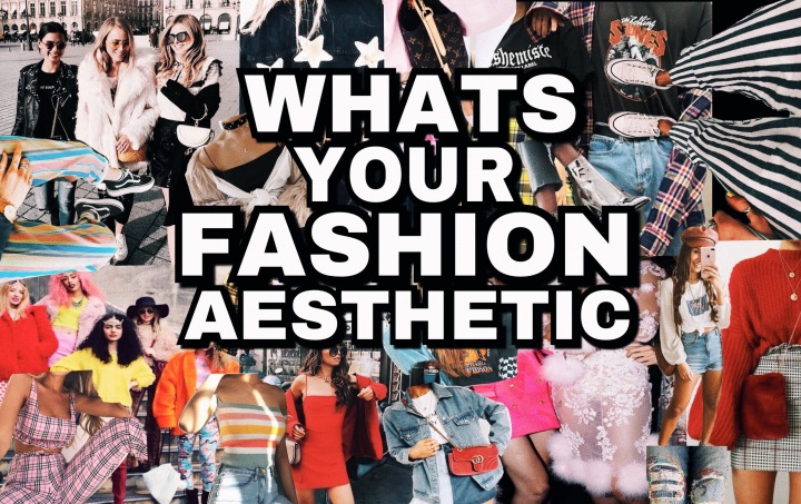 FIND OUT YOUR FASHION AESTHETIC