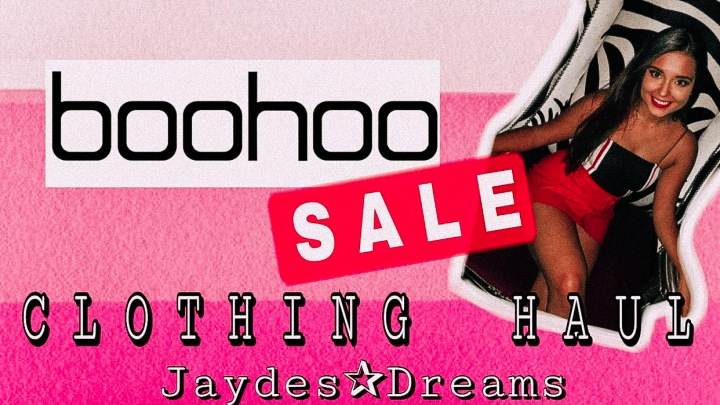 BooHoo SALE: clothing haul