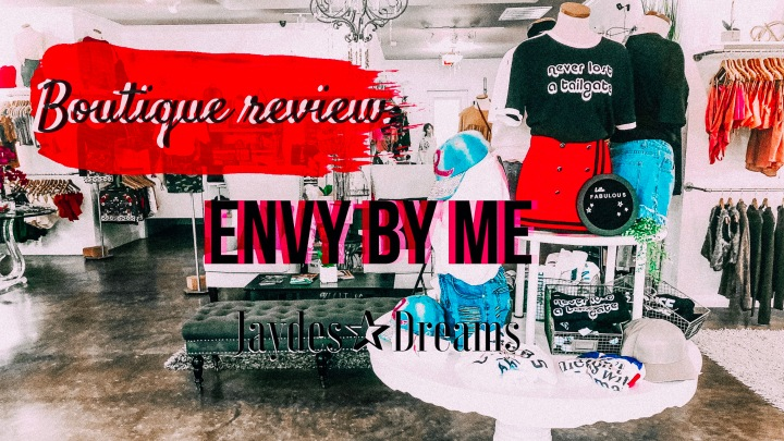 Review: Envy By me