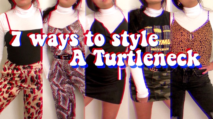 Ways to Style a Turtleneck