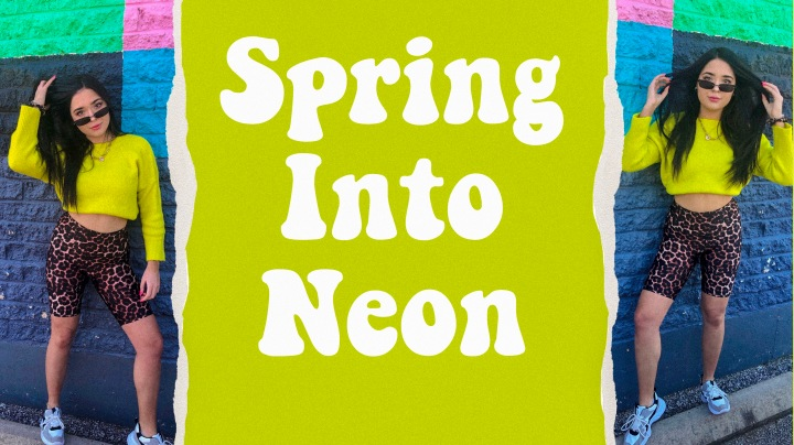 Spring Into Neon